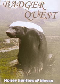 Badger Quest DVD cover