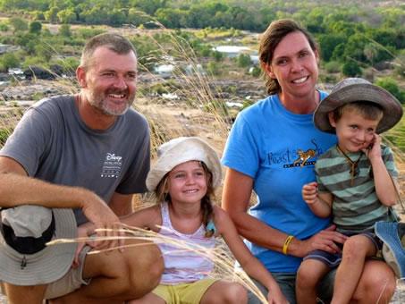 Begg family Niassa